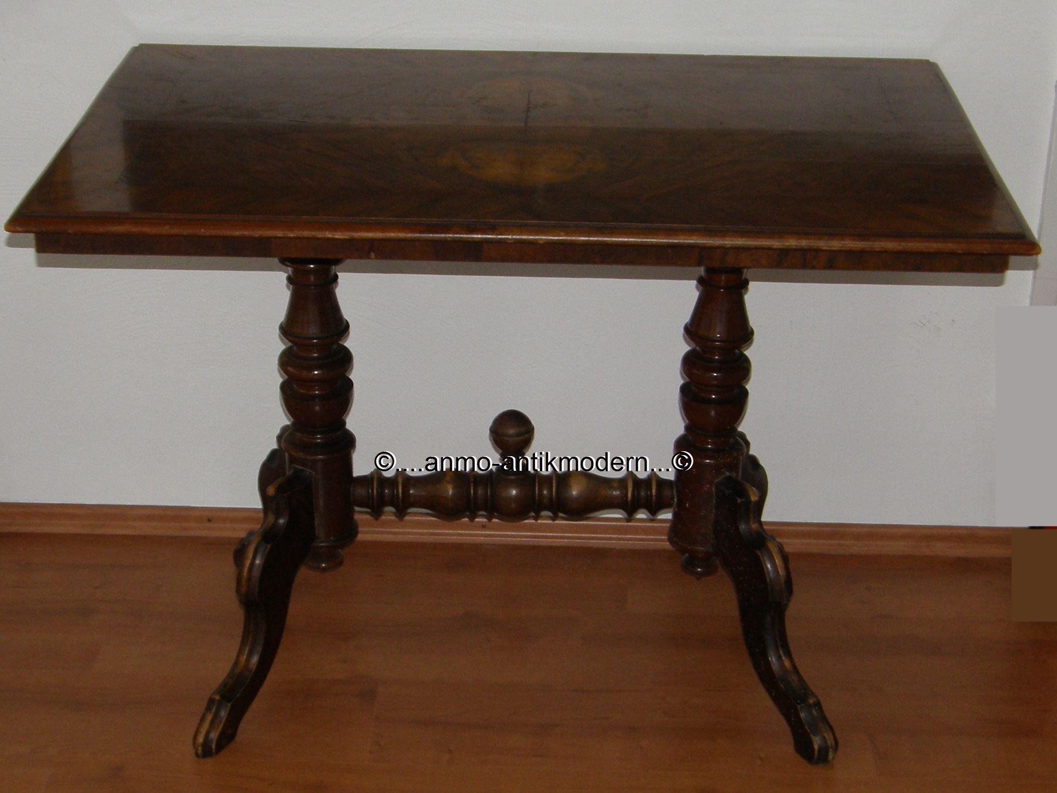 Alten Tisch Restaurieren ~ anmoantikmodernde  Alter Tisch vor 1900 zum Restaurieren Gründerzeit KEIN